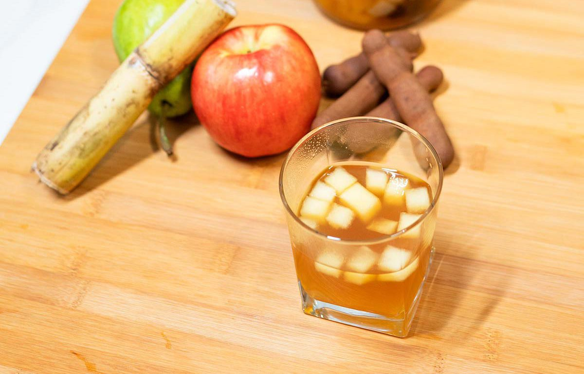 Spiked rum fruit punch recipe